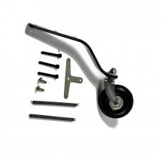 Carbon Fiber Tail Wheel Landing Gear Set For 100cc aircraft