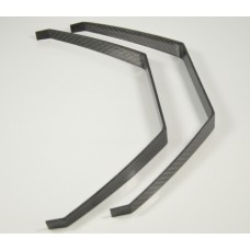 Carbon Fibre undercarriage for 50e and 50 size nitro Narrow Fit