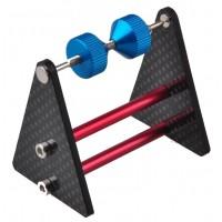 Carbon Fibre frame magnetic prop balancer