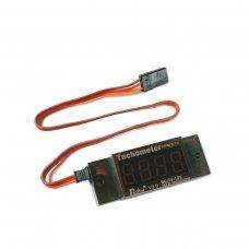 RCEXL Mini Tachometer V3.0