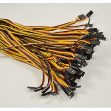 Servo Extention Lead 22AWG 30cm 50cm 60cm 90cm
