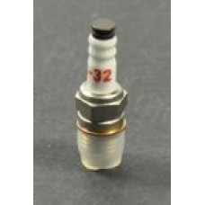 Rcexl ME-8 1/4-32 Iridium Spark Plug For Nitro Convert to Gasoline Engine