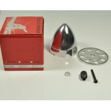 "Aluminium Aluminum Alloy RC Spinner Standard 1.5"", 1.75"", 2"", 2.25"", 2.5"", 2.75"", 3"", 3.25"", 3.5"", 3.75"", 4"", 4.5"""