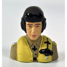 1/6 scale ww2 Pilot figure (German)